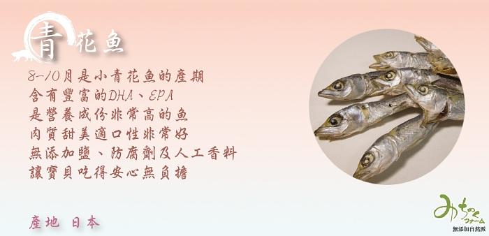 3452-小青花魚說明