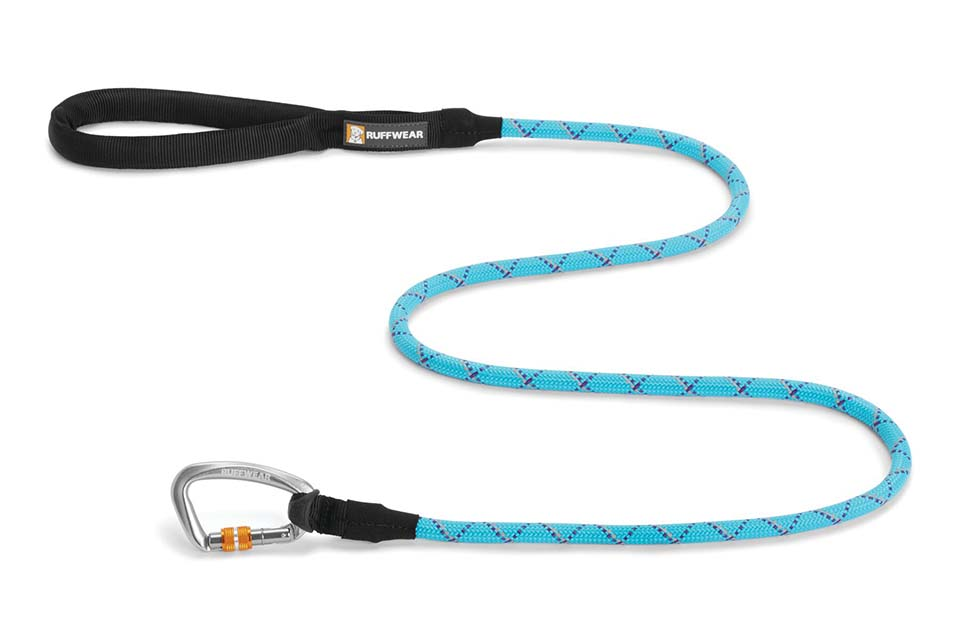 RUFFWEAR Knot-a-Leash™ 黑 150cm狗牽繩