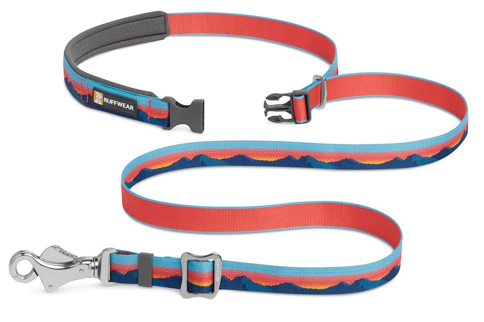 RUFFWEAR Crag™ 可調式狗牽繩
